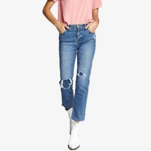 Sancutary Alt Tapered Straight Jeans